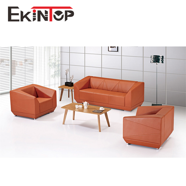 wholesale leather office sofa