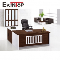 White office desk manufactures in office furniture from Ekintop