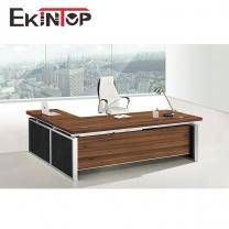 Large office desk for sale by office furniture manufacturer in Ekintop
