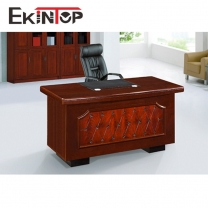 Wood executive table manufactures in office furniture from Ekintop