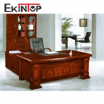 Round office table and chairs by office furniture manufacturer in Ekintop