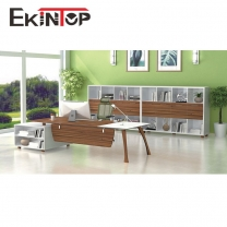 Modern home office desk by office furniture manufacturer in Ekintop