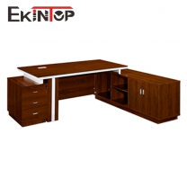 Office table set by office furniture manufacturer in Ekintop