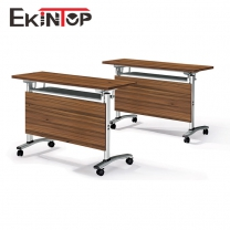 Foldable office table by office furniture manufacturer in Ekintop
