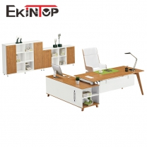 New office desk by office furniture manufacturer in Ekintop