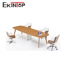Conference room desk by office furniture manufacturer in Ekintop