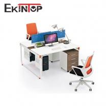 Double workstation desk 2017 modern design in China