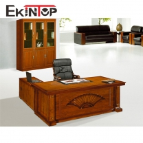 Wooden office table price by office furniture manufacturer in Ekintop