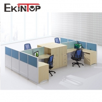 Computer workstation table by office furniture manufacturer in Ekintop