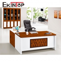 Solid wood office desk manufacturers in office furniture from Ekintop
