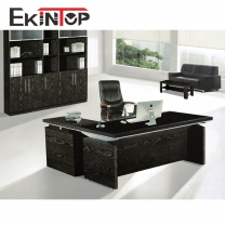 Commercial office desk by office furniture manufacturer in Ekintop