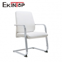 White office chair no wheels manufacturers in office furniture from Ekintop