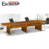 Modern meeting table for 10 person