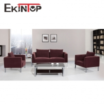 Commerical office sofa by office furniture manufacturer in Ekintop