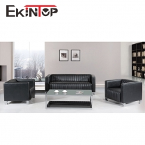Royal leather sofa set manufacturers in office furniture from Ekintop