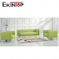 Simple design sofa set by office furniture manufacturer in Ekintop