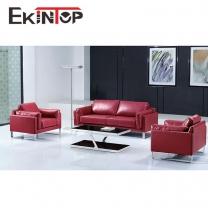 Metal sofa set designs by office furniture manufacturer in Ekintop