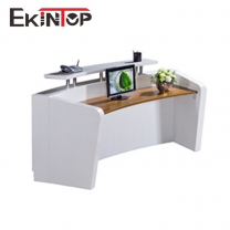 Shop office desk by office furniture manufacturer in Ekintop