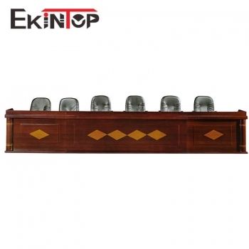 Long table manufactures in office furniture from Ekintop