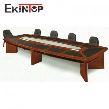 Modern conference table manufactures in office furniture from Ekintop