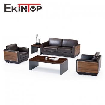 Leather sofa furniture,office furniture manufacturers by Ekintop