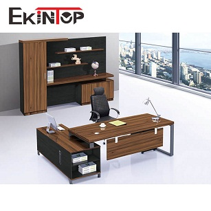 l shape desk