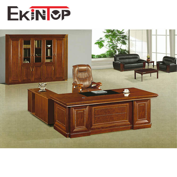 European Style Office Desk Manufactures Furniture