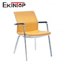 Office chair no back by China office manufacturers