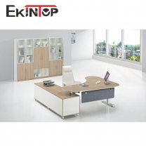 Modern desk by high quality MDF, China manufacturer