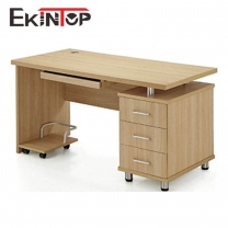 Cheap office table by MDF, China manufacturer