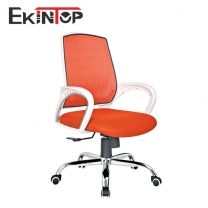 Low desk chair by China office furniture manufacturer