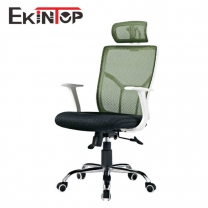 Stationary swivel office chair by China office manufactory