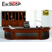 Manager desk manufactures in office furniture from Ekintop