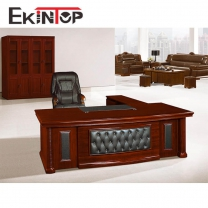 Executive desk manufactures in office furniture from Ekintop