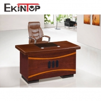 MDF wooden paper top small desk