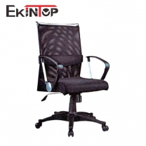 Small office desk chair by China office furniture manufacturer