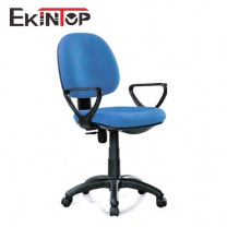 Blue computer chair for office or home