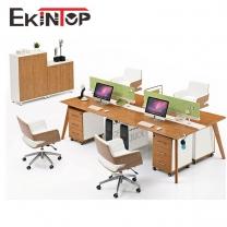 Hot sale 4 person office desk modern office furniture