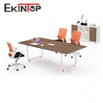 Conference room table by high quality melamine panel
