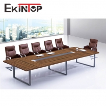 Meeting desk of competitive price and large size