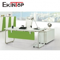 Office table l shaped for manager office