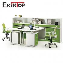 Modern office workstation staff table