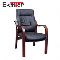 Desk chair without wheels by China office manufacturers