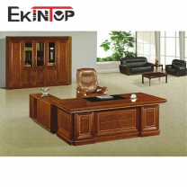 European style office desk by high quality MDF