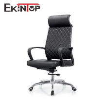 Black office chair by China office manufactory
