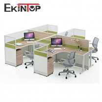 4 seater office desk manufacturers in office furniture from Ekintop