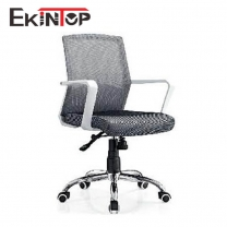 Simple desk chair by China office manufactory