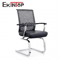Home office chair no wheels by China office furniture manufacturers