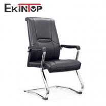 Desk chairs without rollers by China office furniture manufacturers
