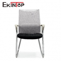 Office chair without wheels by China office manufacturers
